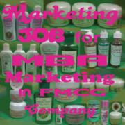 Marketing Job for MBA Marketing F/M in FMCG Company. Niki 7278229937