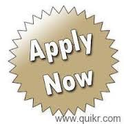 Urgently Requirement for Female Marketing Executive