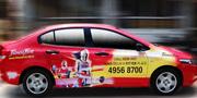 Cab Advertising In Kolkata