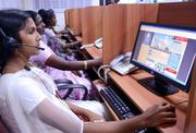 customer service tele caller languages tamil& english