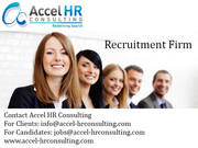 Recruitment Firm,  Recruitment Agency,  Head Hunters in India & Dubai
