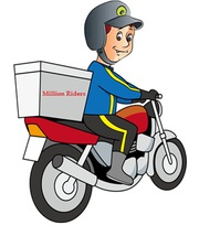 Biker Delivery