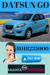 Nissan Car Dealer s in Odisha , Buy new Model DatsunGo car