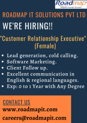 CUSTOMER RELATIONS EXECUTIVE